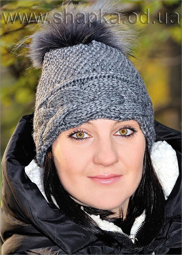Женская шапка арт. 1390