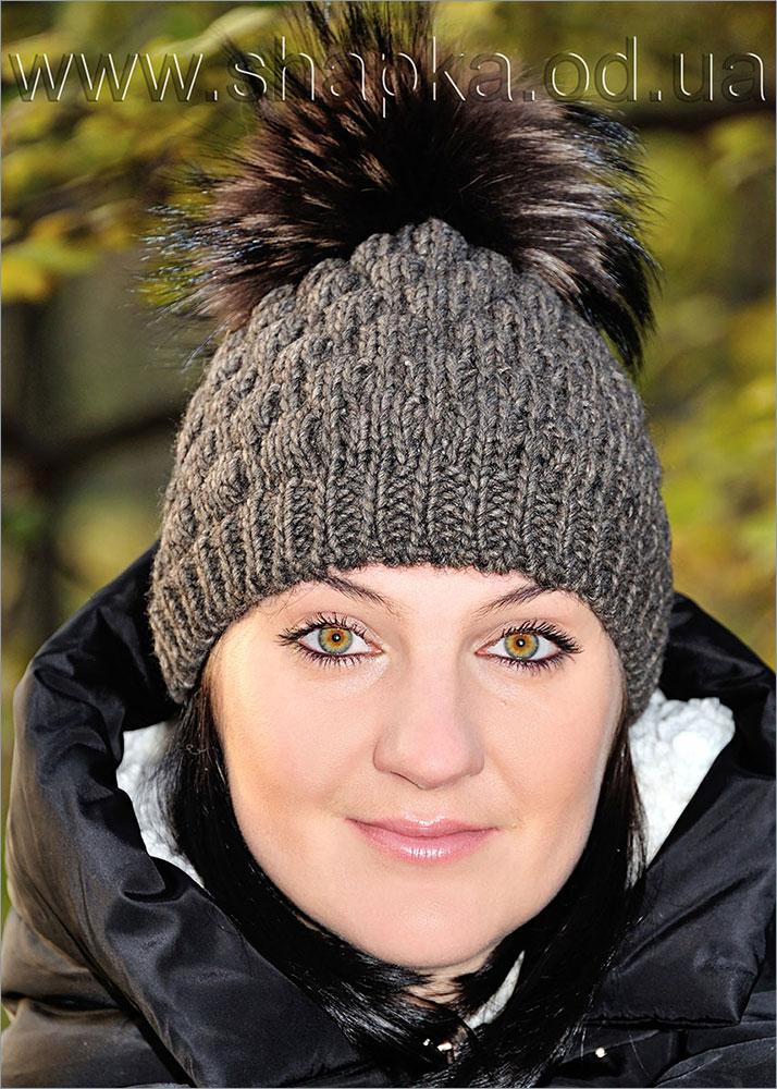 Женская шапка арт. 1414