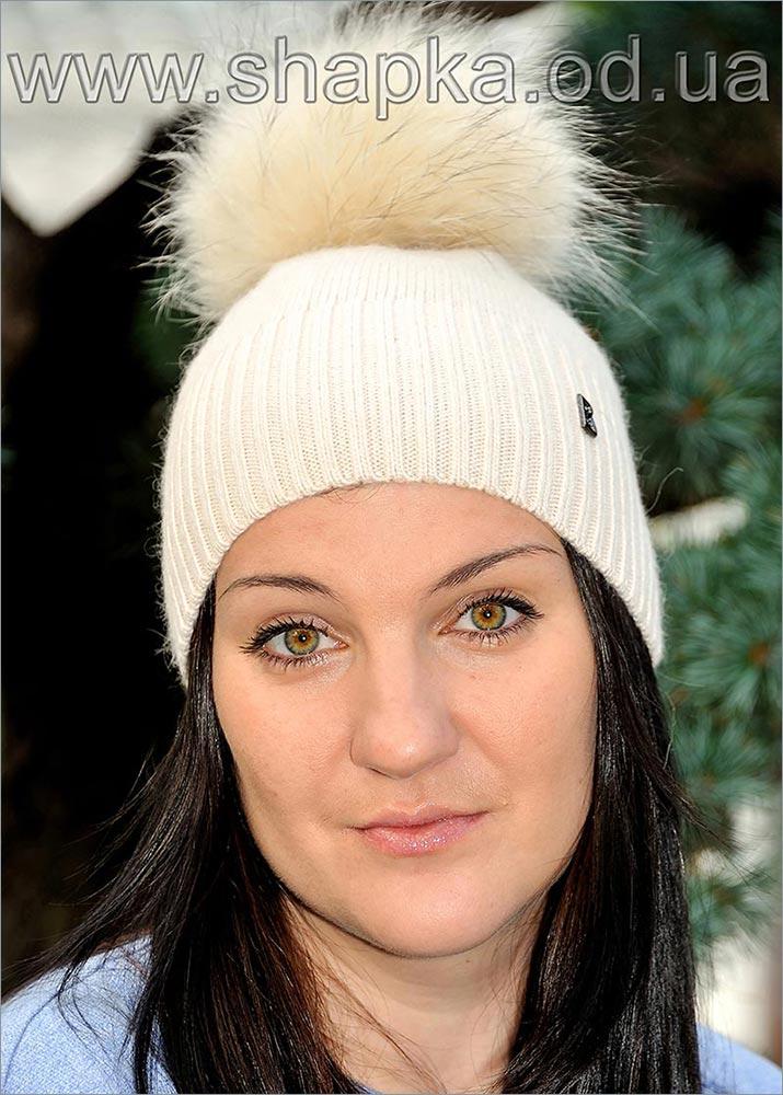 Женская шапка арт. 1506 Бубон
