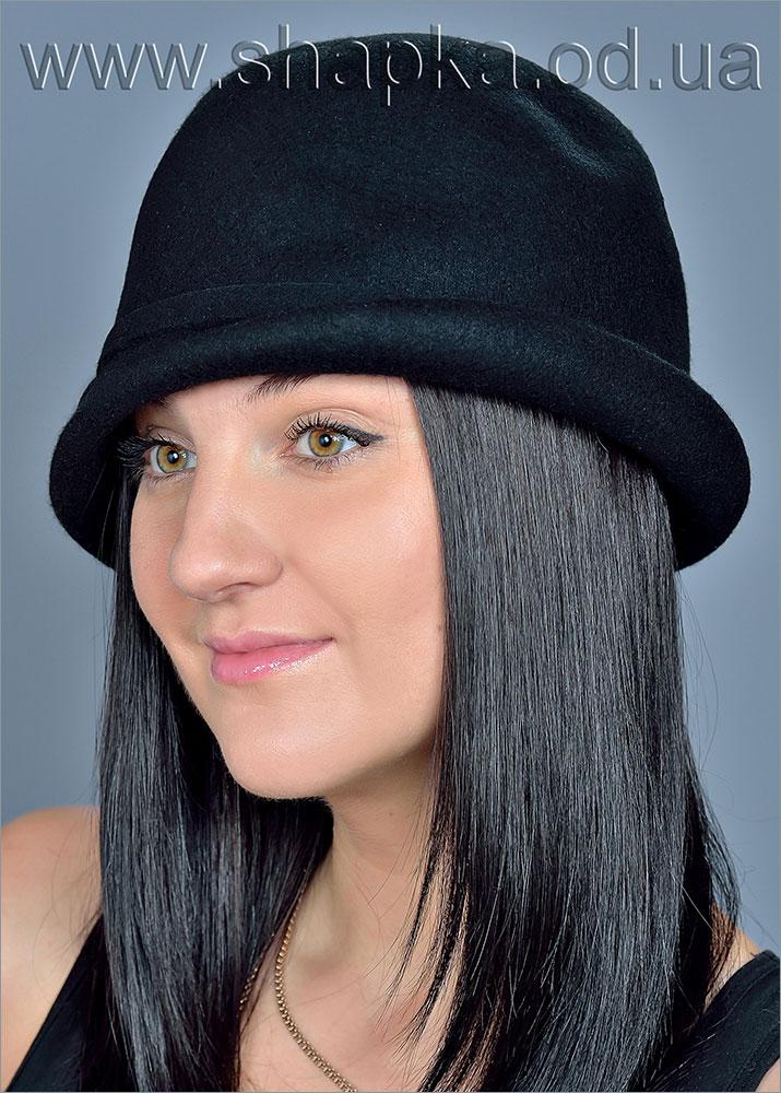 Женская фетровая шляпа арт. 15831