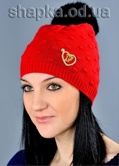 Женская шапка арт. 6826