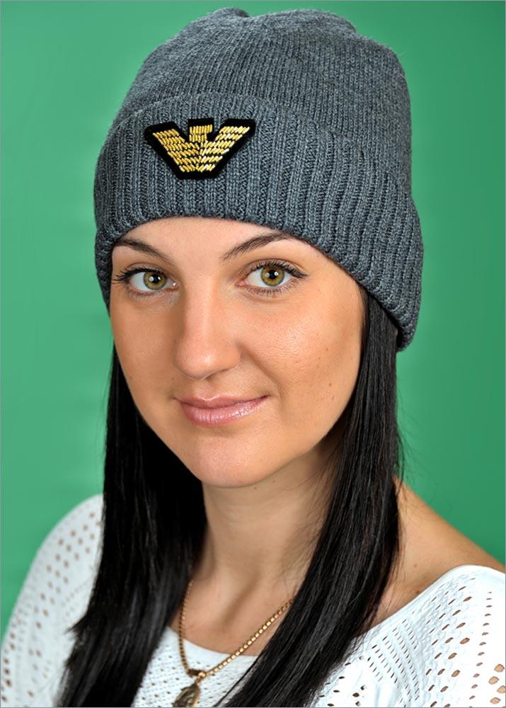 Женская шапка арт. 8906