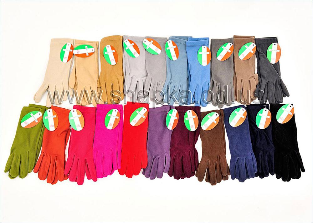 Женские перчатки арт. 9958
