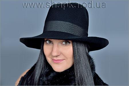 Фетровые шляпы -20%