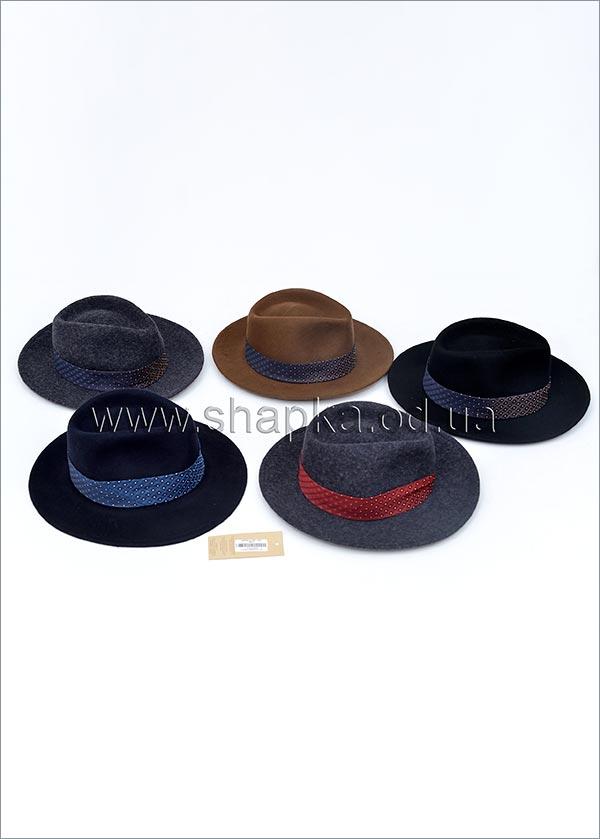 Женская фетровая шляпа арт. 16919