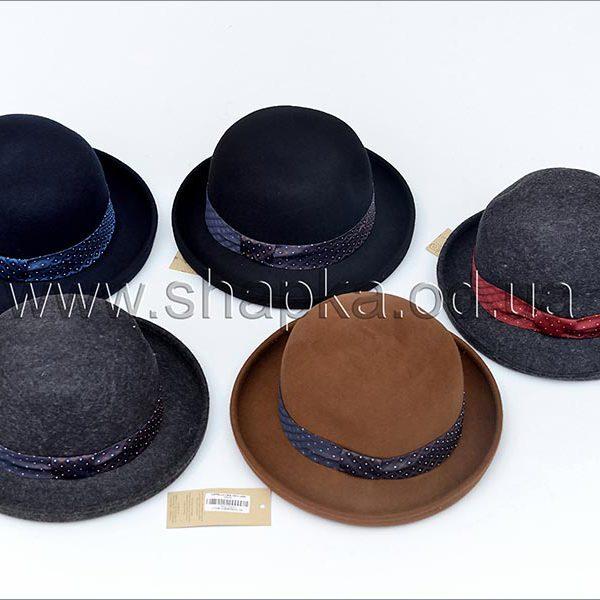 Женская фетровая шляпа арт. GF 213
