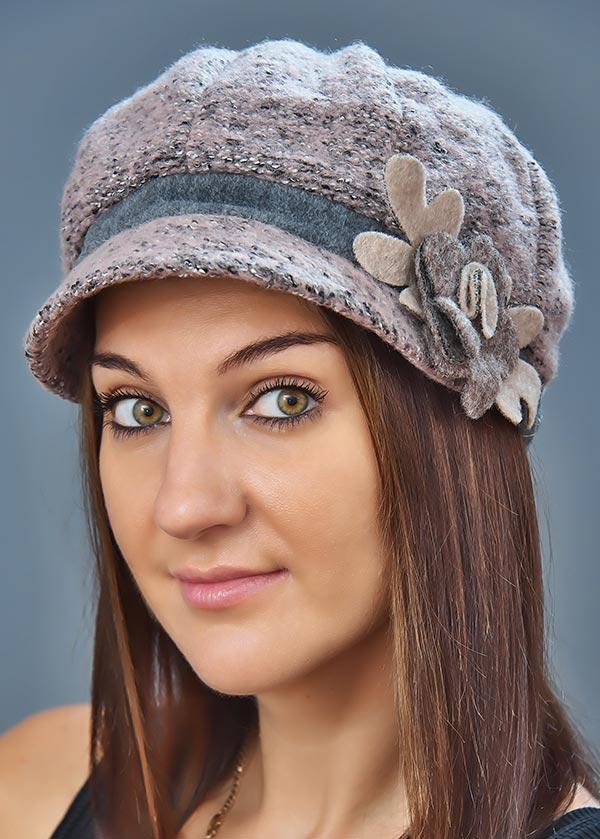 Женская шапка арт. 1815