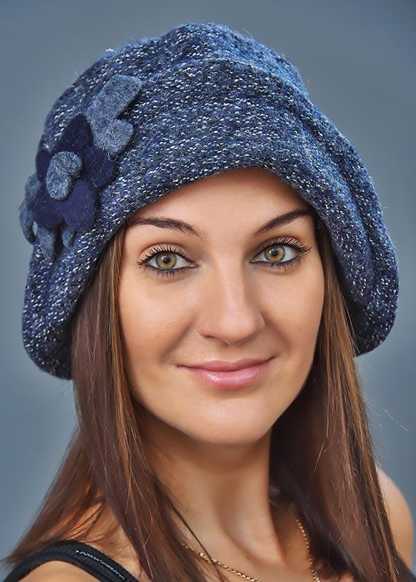 Женская шапка арт. 1816