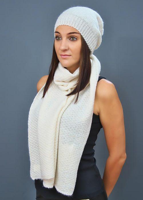 Женская шапка арт. CF4079 + шарф арт. SC4078