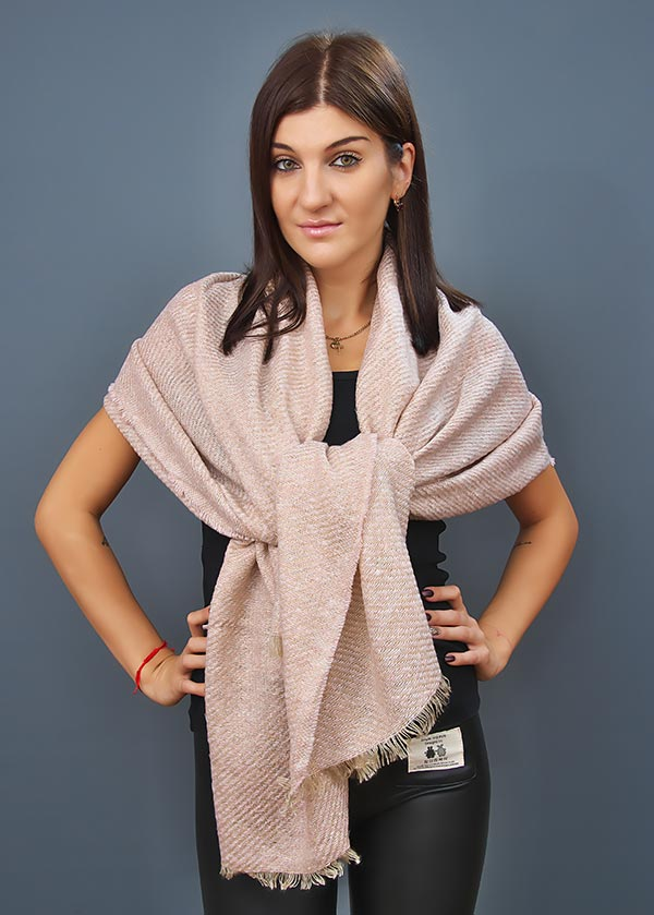 Женский шарф арт. JX17066 (Италия)
