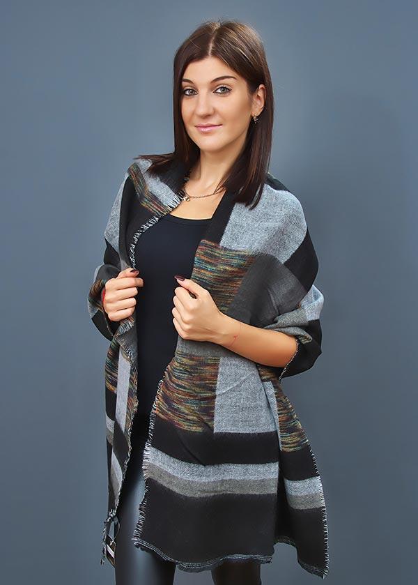 Женский шарф арт. JY17039 (Италия)