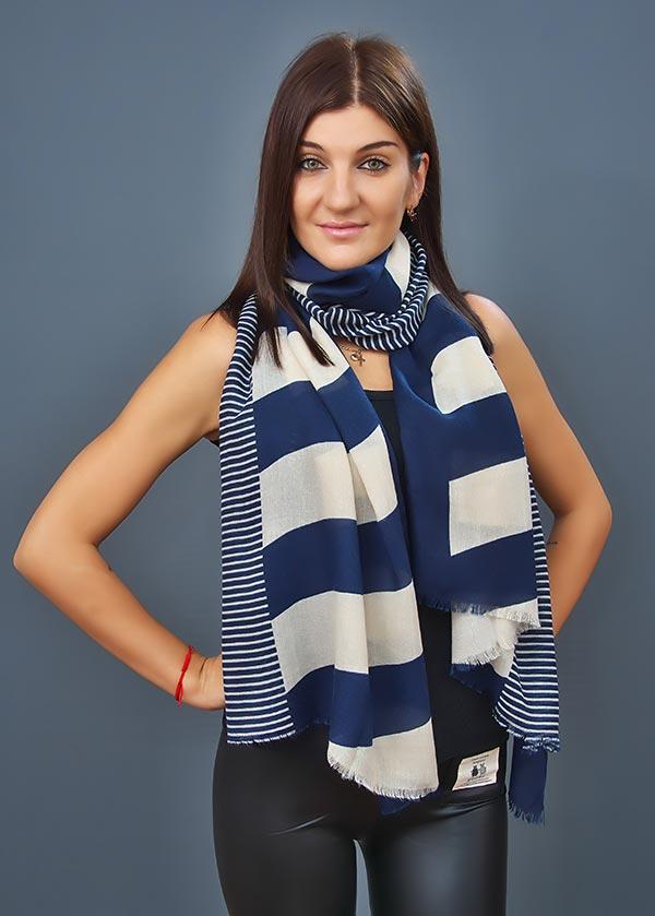 Женский шарф арт. RSF17335 (Италия)