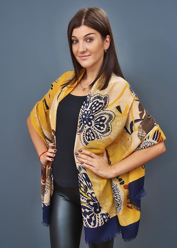 Женский шарф арт. RSF17337 (Италия)