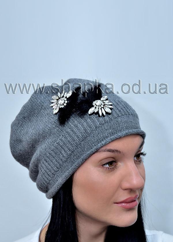 Женская шапка арт. 17412 HB